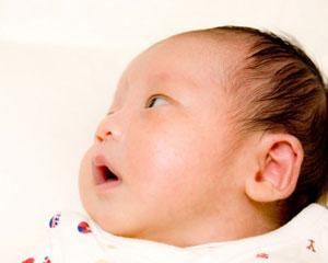 赤ちゃん-富士山唇-2