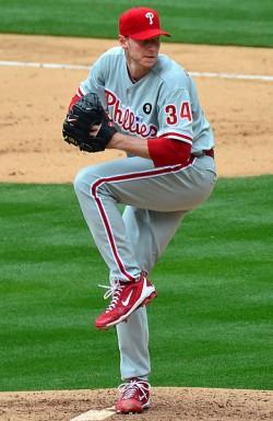 ハラデイ MLBの投手、ロイ・ハラデイの画像が貼られた際にその画像に対してのレスとして定番化し