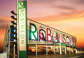 ロビンソン百貨店