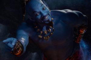 青いウィル・スミス