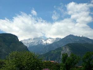 オリンパス山