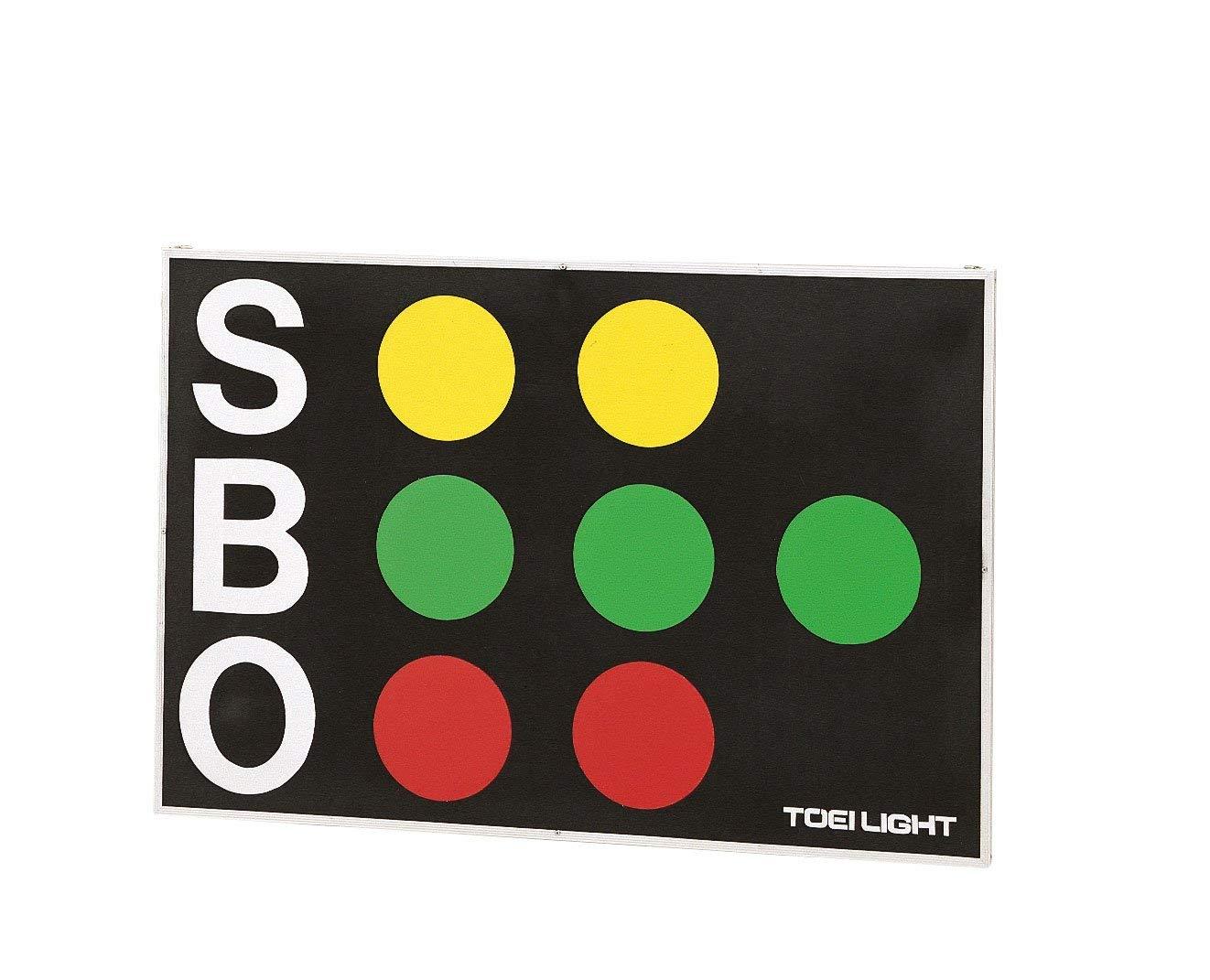 TOEI LIGHT(トーエイライト) ベースボールカウンター B-3660