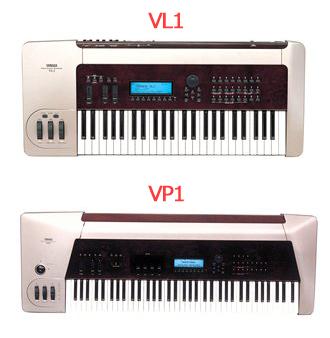 ヤマハ・VL1・VP1