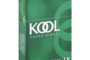 たばこ・KOOLのパッケージ