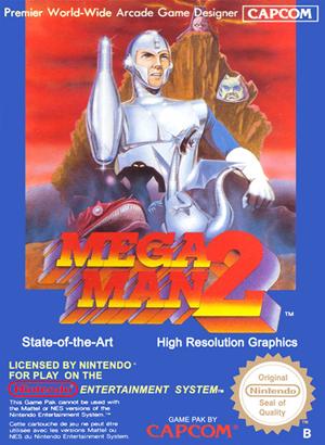 Mega Man2・ユーロバージョン