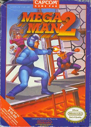 Mega Man2・USバージョン