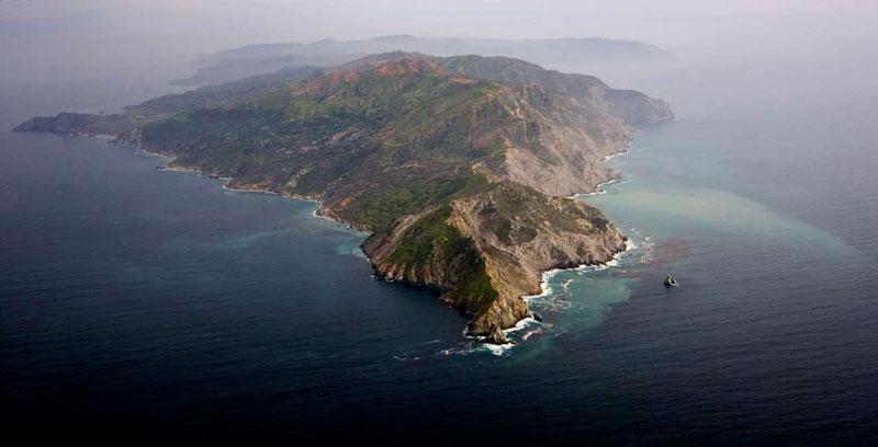 サンタ・カタリナ島