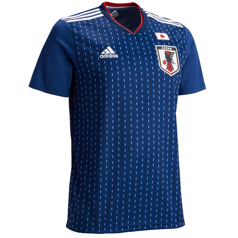 サッカー日本代表の青いユニフォーム