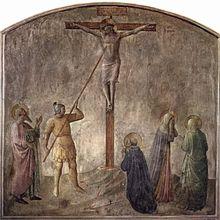 イエス・キリストとロンギヌスの槍