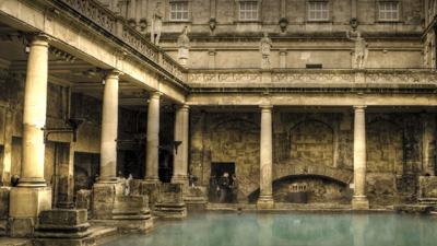 古代ローマ浴場(テルマエ)