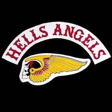 Hells Angelsロゴ