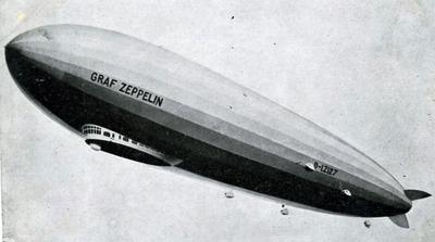 グラーフ・ツェッペリン号